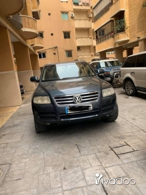 Volkswagen in Beirut City - For sale touareg 2004