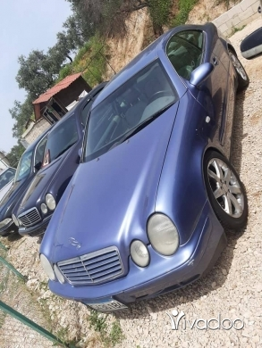 Mercedes-Benz in Zgharta - Mercedes CLK 230 compressor 98