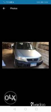 Honda in Beirut City - Crv 98