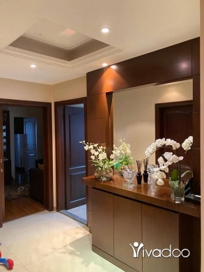 Apartments in Beirut City - للبيع شقة ٢١٠ م في بير حسن حي راق جدا نقبل شك مصرفي $$$ تل 81894144