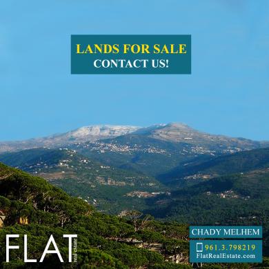 Land in Jbeil - Land for Sale in Obaydat Jbeil