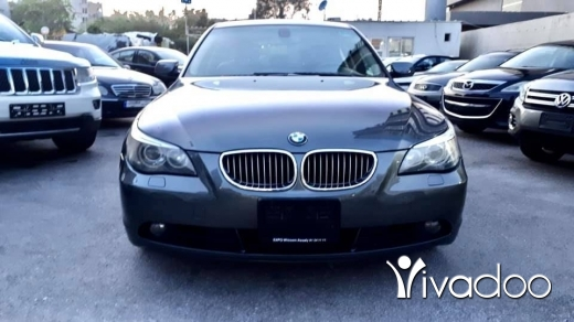 BMW in Sin el-Fil - Bmw 530 no accident clean carfax 2007