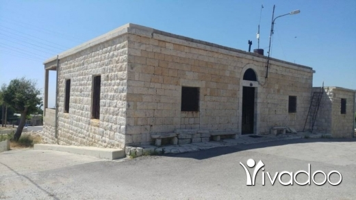 Villas in Jbeil - L06537 Land with 470 SQM Built Up House for Sale in Kherbe