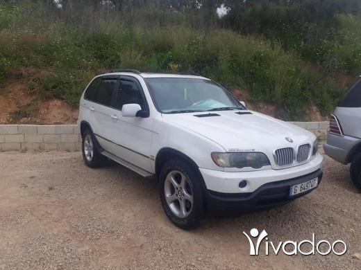 BMW in Zgharta - X5 2001 3.0 sport package