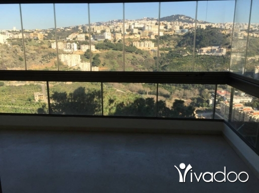 Apartments in Hazmieh - For Rent Martakla Hazmieh 200m superbe View