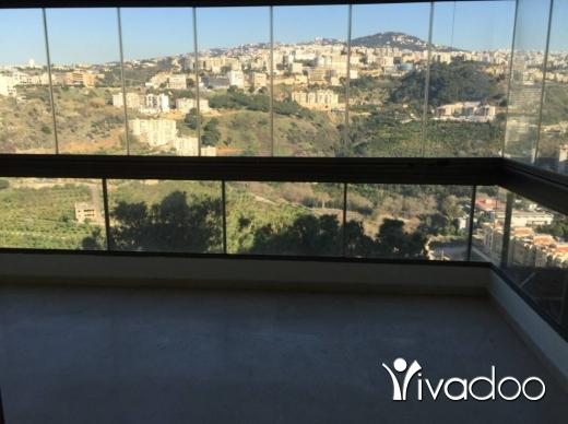 Apartments in Hazmieh - For Rent Martakla Hazmieh 200m superbe View