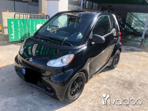 Smart in Beirut City - Smart fortwo
