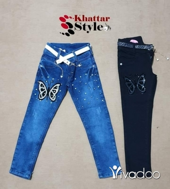 Clothes, Footwear & Accessories in Tripoli - بنطلون جينز بناتي ممتاز