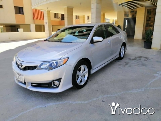 Toyota in Chtaura - toyota camry SE 2012 clean carfax