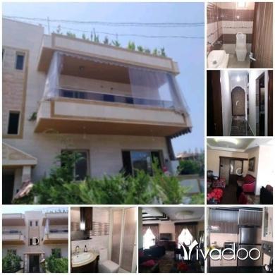 Apartments in Sarafand - شقة فخمة بشك بانكير دون زيادة قابل للتفاوض للتواصل 70377959