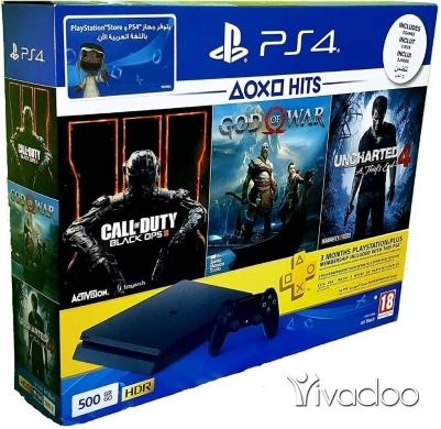 Video Games & Consoles in Jounieh - بلايستيشن ٤ جديدة بالعلبة