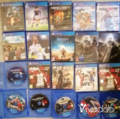 Video Games & Consoles in Beirut City - for sale