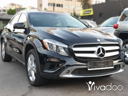 Mercedes-Benz in Beirut City - 2015 GLA 250 4Matic / Clean carfax / One owner