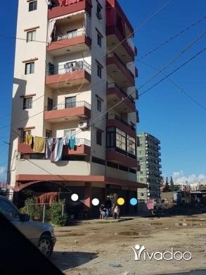 Apartments in Tripoli - محل كبير بابين للبيع القبة طرابلس