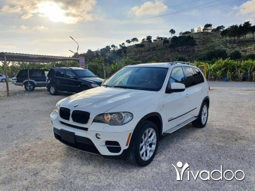 BMW in Sour - x5 2011 3.5i