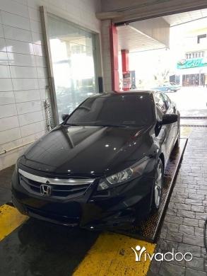Honda in Tripoli - Honda accord coupe 2012 v6