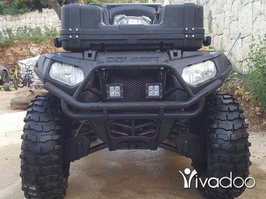 Jeep in Nabatyeh - Polaris 550EFI