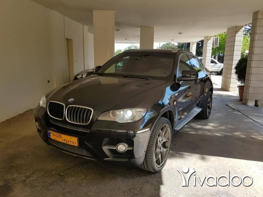 BMW in Zahleh - Bmw x6 2009 very clean fully loaded for more info call : 76019980