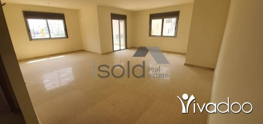 Apartments in Haret Sakhr - A 170 m2 apartment for sale in Haret sakher
