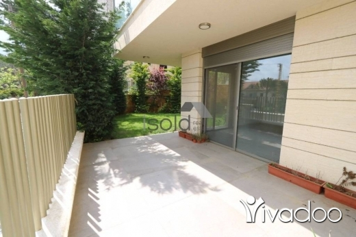 Apartments in Dahr el-Souan - A 145 m2 apartment with a garden for sale in Daher El Souwwan