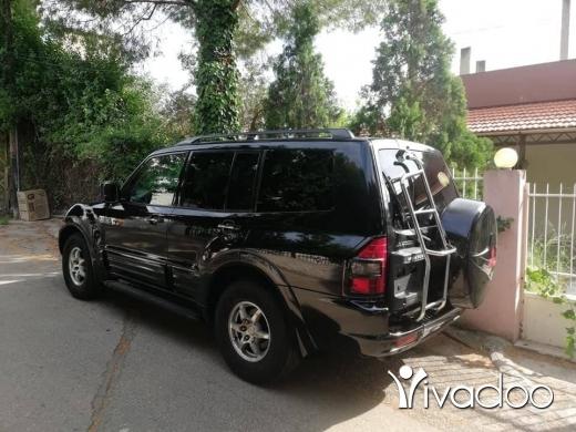 Jeep in Tripoli - Montero 2002 limited..03667511