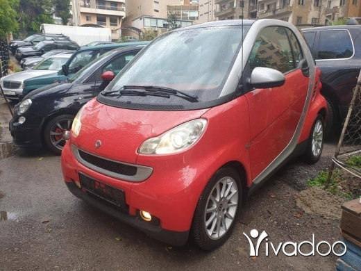 Smart in Beirut City - Smart passion turbo model 2009