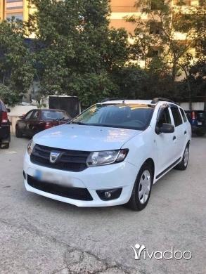 "Dacia in Beirut City - Dacia Logan mcv 2015 "" Like New """