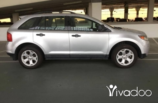 Ford in Beirut City - Ford Edge 2012 AWD GCC Specs