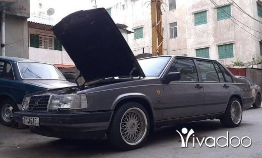 Volvo in Beirut City - Volvo 940 Turbo