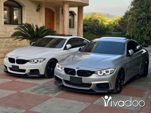 BMW in Tripoli - ⚫️ BMW f32 428i M/ performance 2014