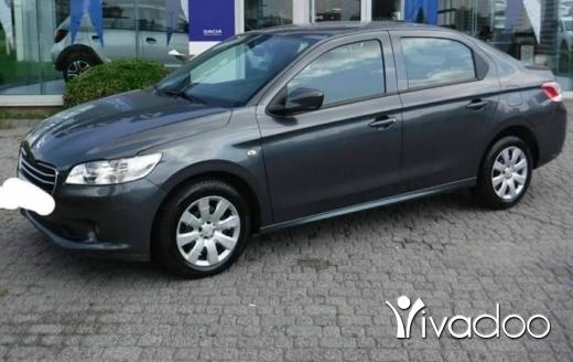 Peugeot in Tripoli - Peugeot 301