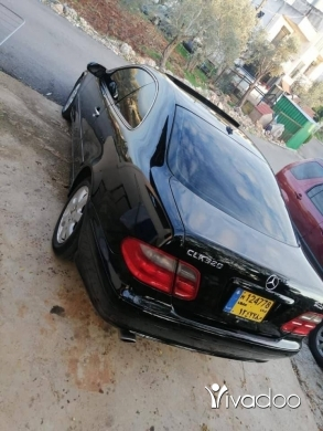 Mercedes-Benz in Tripoli - clk 320 2000