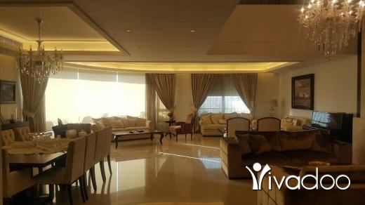 Duplex in Hazmieh - L04282 Luxurious 600 sqm Duplex For Sale in Hazmieh Prime Location