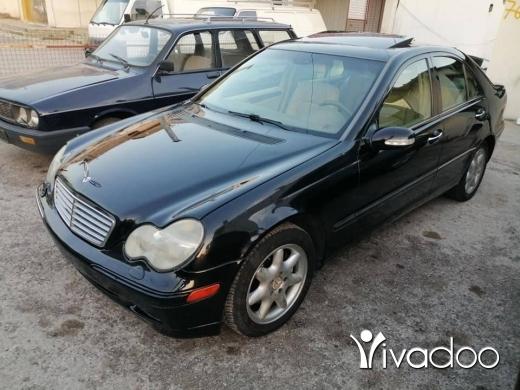 Mercedes-Benz in Tripoli - C 320 mod 2004 phone 76 50 54 52