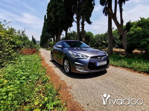 Hyundai in Tripoli - Hyundai veloster 2016 like new super