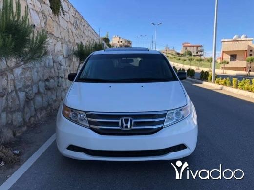 Honda in Nabatyeh - Honda Odyssey