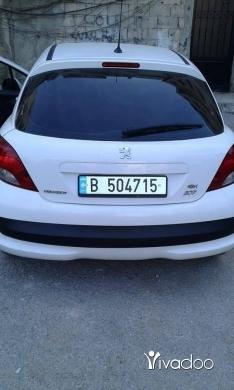 Peugeot in Beirut City - peugeot 207