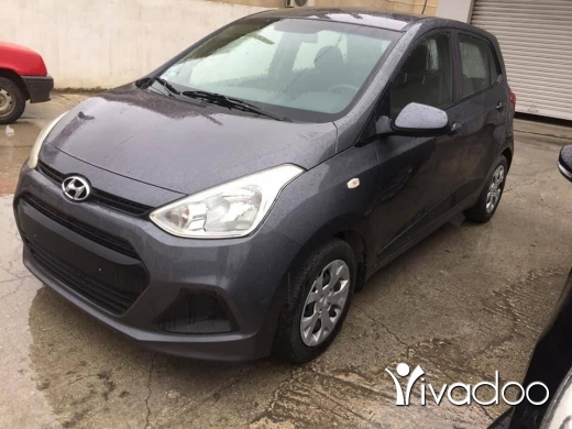 Hyundai in Bekka - grand i10 2016 5000$ aw se3r Lsarf whats app 81317778