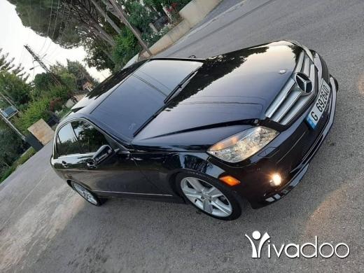 Mercedes-Benz in Tripoli - c300 2010 4 matic siyara bil wara2