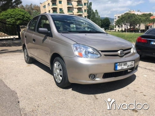 Toyota in Beirut City - Toyota echo 2005 سعرا ١١ مليون لبناني