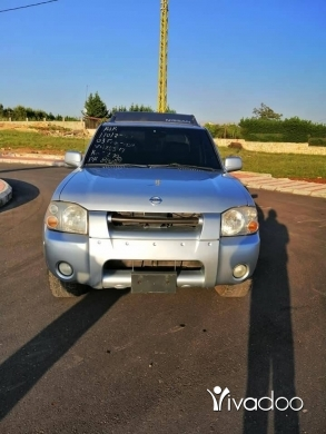 Nissan in Nabatyeh - Nisssan frontier 2003
