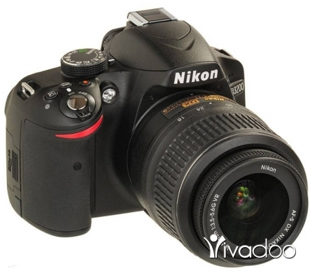 Cameras, Camcorders & Studio Equipment in Badaro - Nikon 3200d