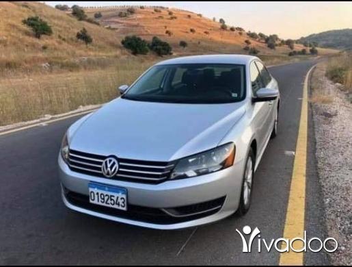 Volkswagen in Beirut City - Volkswagen Passat 2.5 2013