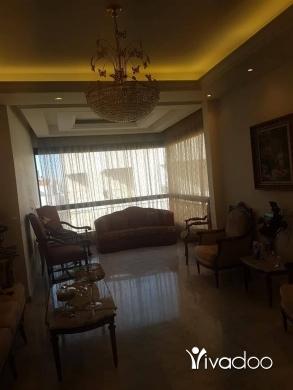 Apartments in Mansourieh - للبيع شقة ١٥٠م في المنصورية مميزة جدا سعر مغري شك مصرفي $$$ تل 81894144