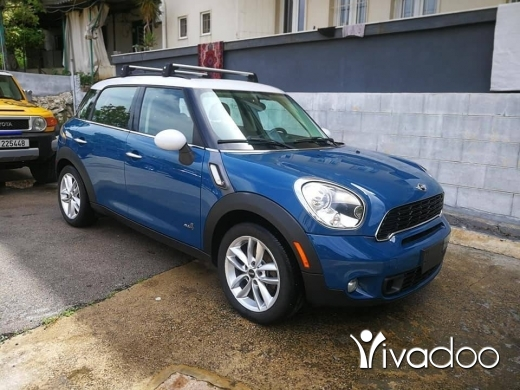 Mini in Beirut City - Countryman s All4 2012