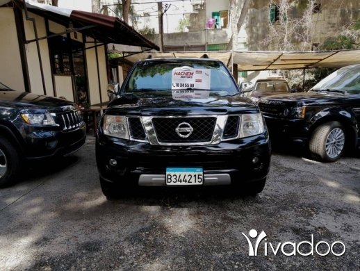 Nissan in Beirut City - Pathfinder 2009 black 6cyl LE