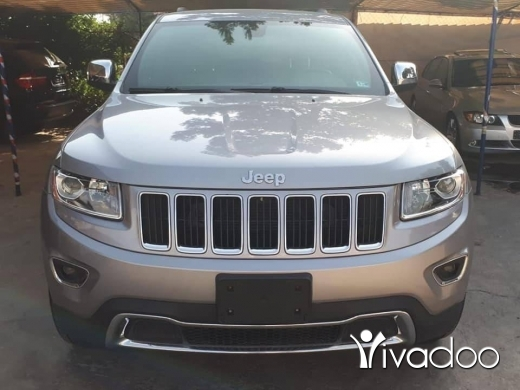 Jeep in Bekka - Jeep Grand Cherokee