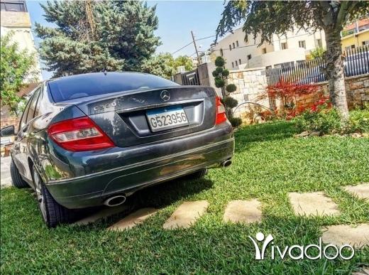 Mercedes-Benz in Beirut City - c300 2010 سيارة بيت خارقة النظافة