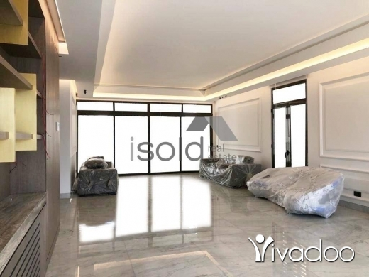 Apartments in Achrafieh - A Fully upgraded 370 m2 apartment with a pool for sale in Down town beirut in a prime location.