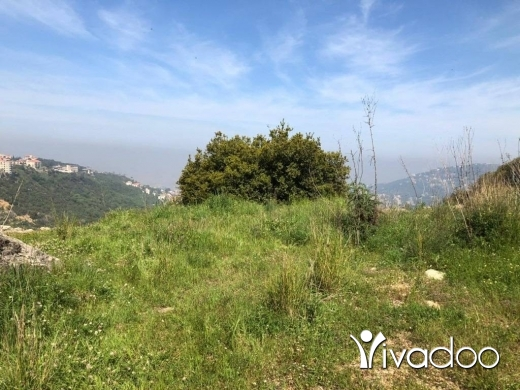 Land in Chouit - L06536- Land for Sale in Chouit 2 Minutes Away From The Main Way With A Nice View